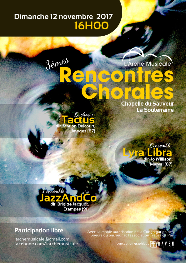 3rd Rencontre Chorales